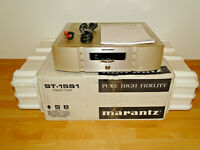 Marantz ST-15S1 High-End DAB / FM Stereo Tuner Gold OVP w.NEU, 2J. Garantie