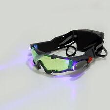 Nachtsicht Brille LED Lampe Licht Nachtbeleuchtung PC Night Vision Goggles FE