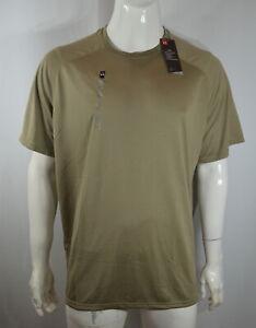Under Armour Tactical Men's T-Shirt 2XL Loose fit Heatgear Olive NWT