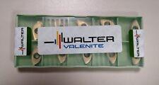 WALTER XDGT2004127R-D57 WXM35 GRADE 5026055 10 INSERTS BALL NOSE BRAND NEW