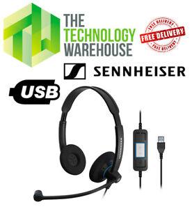 Sennheiser USB Office Headset - SC60 USB ML Business VOIP Headset - Impact SC60