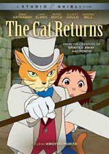 THE CAT RETURNS New Sealed DVD Studio Ghibli