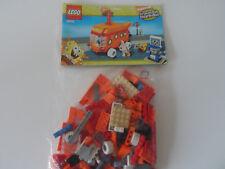 LEGO SPONGEBOB SPUGNA TESTA the Bikini Bottom Express Set 3830