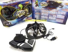 """Flying Gyroscope Infrared Remote Control Helicopter UFO 5.5"""" GIFT KID NEW IN BOX"""