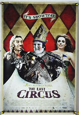 THE LAST CIRCUS DS ROLLED ORIG 1SH MOVIE POSTER ALEX DE LA IGLESIA (2010)