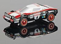 Lancia Stratos Hf #4 San Remo 1978 SCHUCO PICCOLO 05961