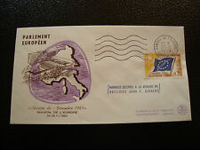 FRANCE - enveloppe 25/11/1963 yt service n° 27 (cy19) french