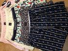 NWT NAUTICA MENS BOXER 100% Cotton Woven Knit SHORTS UNDERWEAR Size M L XL