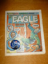 "EAGLE Comic - Date 05/05/1984 - With Free ""HEINZ "" FREE Gift - UK Comic"