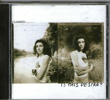 PJ HARVEY-Is This Desire CD--BRAND NEW