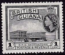 British Guiana Elizabeth II Era (1952-Now) Stamps