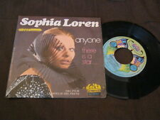 "Sophia Loren ""Anyone"" 45 giri"