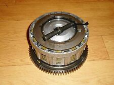 HONDA CBR1000RR CBR1000-RR FIREBLADE OEM ENGINE CLUTCH BASKET ASSEMBLY 2010-2011