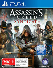 Assassins Creed Syndicate Special Edition PS4 Game NEW