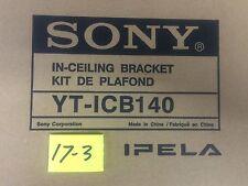 SONY YT-ICB140 In-Celing Bracket