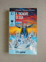 Il Signore di Ixia Lupo Solitario 17 E Elle Librogame Joe Dever
