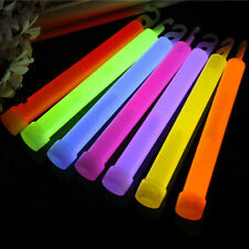 Colorful Industrial Grade Glow Sticks Light Stick Party Camping Emergency Lights