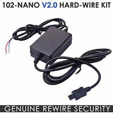 102 NANO GPS TRACKER hard wired Caricabatteria Kit batteria del veicolo Adattatore TK102 PER AUTO