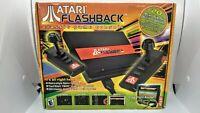 2004 ATARI FLASHBACK Classic Game Console 20 Built In Retro Games Free Ship NEW
