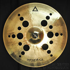 "Istanbul Agop Xist Ion Crash Cymbal 18"" - VIDEO - XION18"