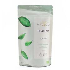 100% Bio Guayusa Tee - 100g - das Wunder aus dem Urwald Ecuadors - MACOJO