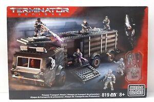 Mega Bloks Terminator: Genisys Prisoner Transport Attack - New in Sealed Box