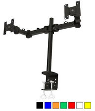 Dual Monitor Stand Mount Heavy Duty Premium Quality