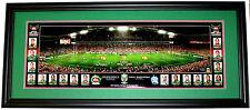 2014 South Sydney Rabbitohs Framed Grand Final ANZ Stadium Print