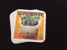4 Belgian Floreffe Beermats / Coasters (COLLECTABLE)