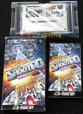CARAVAN SHOOTING COLLECTION Super Nintendo SNES Ver Giapponese NTSC ○○○ COMPLETO