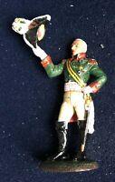SOLDAT DE PLOMB EMPIRE FELD MARECHAL KUTUZOV 1812
