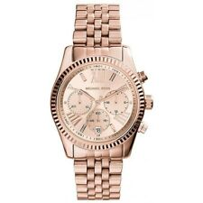 Michael Kors Ladies Lexington Rose Gold Watch MK5569 RRP £229 (with receipt)