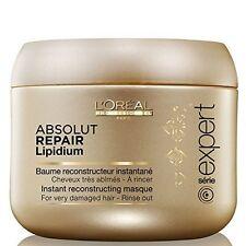 L'Oreal Professionnel Absolut Repair Lipidium Masque, 196 gm free shipping