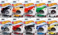 Hot Wheels  Factory 500 lot de 10 Porsche McLaren Lamborghini Corvette  (cart)