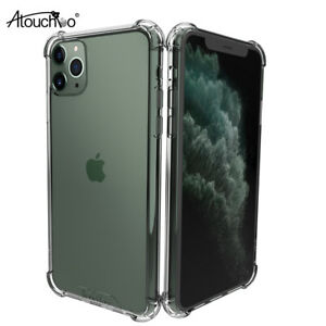 iPhone 11 Pro Max XS Gorilla King Kong Corner Edge Protective Clear Strong Case