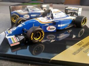 1/24 Williams Renault FW16 Damon Hill Onyx Heritage collection