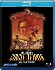 Circle of Iron With David Carradine Blu-ray Region 1 827058700696