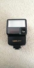 Canon Speedlite 277T Shoe Mount Flash - Black