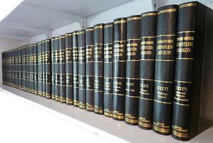 Thieme-Becker Künstler-Lexikon, dt., 37 Bände komplett, sehr gute Erhaltung