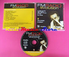 CD Fm Radio Evolution Vol 5 The British Invasion Compilation no mc vhs dvd(C39*)