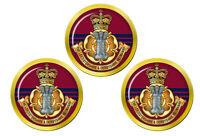 Leicestershire et Derbyshire Yeomanry, Armée Britannique Balle de Golf Marqueur