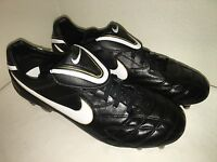 Nike Tiempo Legend III FG RARE Soccer Shoes Men's Size 9.5