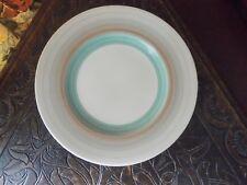"""VINTAGE """"SUSIE COOPER"""" WEDDING RINGS DINNER PLATE 25.4cm/ 10"""" dia."""
