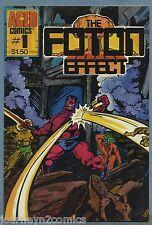 The Foton Effect #1 1986 Carol Perino Aced Comics c