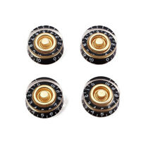 4X Guitar Speed Control Tone Volume Kit Knob For Gibson Les Paul Electric Guitar
