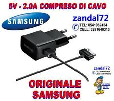 CARICABATTERIA + CAVO SAMSUNG ORIGINALE GALAXY TAB 2 7 10.1 P6800 N8000 P5110