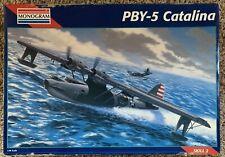 Monogram   PBY-5 Catalina   1:48 Scale Item 5609