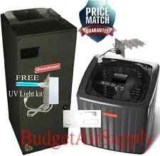 2 Ton Goodman A/C 14 SEER Air Conditioning Split System GSX130241+ASPT30C14+UV