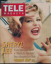 TELE MAGAZYN 99/16 (16/4/99) SHERYL LEE SHARON STONE CLINT EASTWOOD