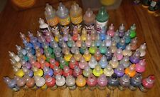 Scribbles Three Dimensional Fabric cloth Paint lot 95 most bottles sealed new